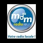 Radio MDM 101.1 FM France, Mont-de-Marsan