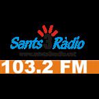 Sants 3 Ràdio - La ràdio local de Sants-Montjuïc 103.2 FM Spain, Montserrat