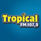 Rádio Tropical FM (São Paulo) 107.9 FM Brazil, São Paulo