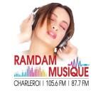 Ramdam Musique 105.6 FM Belgium, Charleroi