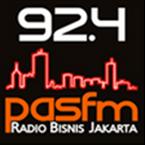 Pas FM Radio Bisnis Jakarta 92.4 FM Indonesia, Jakarta