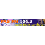 Pas FM 104.3 FM Indonesia, Surabaya
