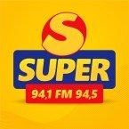 Rádio FM Super (Grande Vitória) 94.5 FM Brazil, Vitória