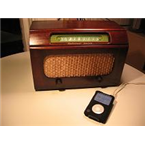 Old Valve Radio OTR USA
