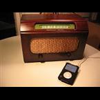 Old Valve Radio OTR USA