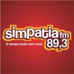 Rádio Simpatia FM 89.3 FM Brazil, Florianópolis