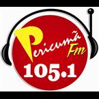 Rádio Pericumã FM 105.1 FM Brazil, São Luis
