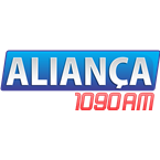 Rádio Aliança Notícias 1090 AM Brazil, Goiânia