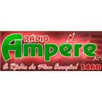 Rádio Ampére AM 1460 AM Brazil, Ampére
