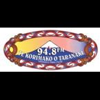 Te Korimako o Taranaki 94.8 FM New Zealand, New Plymouth