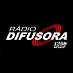 Rádio Difusora AM 1250 AM Brazil, Três Lagoas