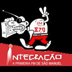 Rádio Integração FM 87.9 FM Brazil, Sao Manuel