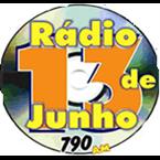 Rádio 13 de Junho 790 AM Brazil, Mantena