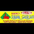 Radio SuaraQuran FM 94.4 FM Indonesia, Semarang