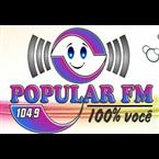 Rádio Popular FM 104.9 FM Brazil, Fortaleza