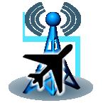 DFW Air Traffic West USA