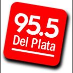 Del Plata 95.5 95.5 FM Uruguay, Montevideo