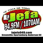 La Jefa 94.9 FM USA, Mauldin