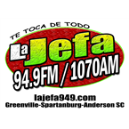 La Jefa 94.9 FM United States of America, Mauldin