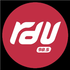 RDU 98.5 FM 98.5 FM New Zealand, Christchurch