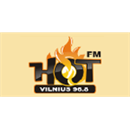 Hot FM 96.8 FM Lithuania, Vilnius county