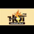 Hot FM 96.8 FM Lithuania, Vilnius county