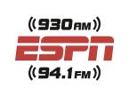 ESPN 94.1 FM & AM 930 94.1 FM USA, Huntington