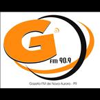 Rádio Gazeta FM 90.9 FM Brazil, Nova Aurora