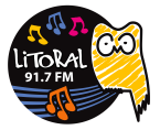 Litoral 91.7 FM Santos 97.1 FM Brazil, Santos