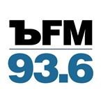 Kommersant FM 93.6 FM Russia, Moscow Oblast