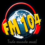 Rádio FM 104 104.1 FM Brazil, Cornelio Procopio