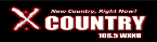 X Country 106.5 106.5 FM United States of America, Saint Anne