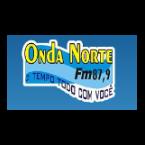 Rádio Onda Norte FM 87.9 FM Brazil, Agua Doce do Norte