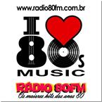 Radio 80 FM Brazil