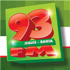 Rádio 93 FM 93.3 FM Brazil, Jequié