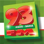 Rádio 93 FM (Jequié) 93.3 FM Brazil, Jequié