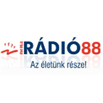 Radio 88 - Retro 88 95.4 FM Hungary, Szeged  District