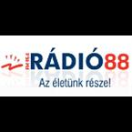 Radio 88 - Top 88 95.4 FM Hungary, Szeged  District