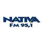 Rádio Nativa FM (Norte do Paraná) 95.1 FM Brazil, Arapongas