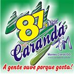 Rádio Carandá FM 87.9 FM Brazil, Goiânia
