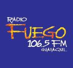 Radio Fuego 106.5 FM Ecuador, Guayaquil