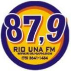 Radio Rio Una FM 87.9 FM Brazil, Valença