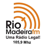 Rádio Rio Madeira FM 105.9 FM Brazil, Porto Velho