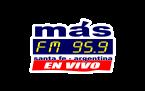Más FM 95.9 FM Argentina, Santa Fe