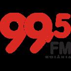 Rádio 99.5 FM 99.5 FM Brazil, Goiânia