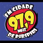 Ràdio FM Cidade de Piripiri 97.9 FM Brazil, Teresina