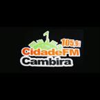 Rádio Cidade Cambira FM 105.9 FM Brazil, Cambira