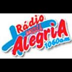 Rádio Mais Alegria 1060 AM Brazil, Florianópolis