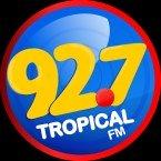 Rádio Tropical FM (Presidente Médici) 92.7 FM Brazil, Porto Velho