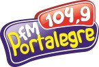 Radio FM Portalegre 104.9 FM Brazil, Portalegre